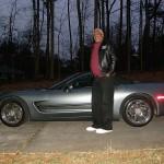 Pat Patterson-corvette